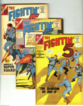 Silver Age (1956-1969):Adventure, The Fightin' 5 #29-41 Group (Charlton, 1964-67) Condition: Average FN+. Issues # 29 (the first issue of the title), 30, 31, ... (Total: 14 Comic Books Item)