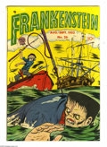 Golden Age (1938-1955):Horror, Frankenstein Comics Group (Prize, 1953). Two copies of #26 areincluded here. One is GD, the other FN-. Approximate Overstre...(Total: 2 Comic Books Item)