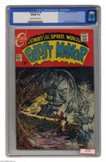 Silver Age (1956-1969):Horror, Ghost Manor #8 (Charlton, 1969) CGC VF/NM 9.0 Cream to off-whitepages. Sanho Kim cover and art. Overstreet 2004 VF/NM 9.0 v...