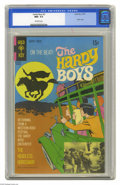 Bronze Age (1970-1979):Cartoon Character, Hardy Boys #3 (Gold Key, 1970) CGC NM+ 9.6 Off-white pages. Photocover. Overstreet 2004 NM- 9.2 value = $32. CGC census 2/0...