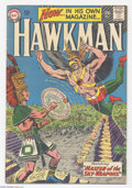 Silver Age (1956-1969):Superhero, Hawkman #1 (DC, 1964) Condition: VG. Murphy Anderson cover and art. Overstreet 2004 VG 4.0 value = $102....