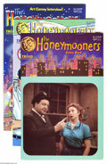 Modern Age (1980-Present):Humor, The Honeymooners #1-10 Group (Triad Publications, 1987-88)Condition: Average VF+. Issues # 1, 2, 3, 4, 5, 6, 7, 8, 9, and1... (Total: 10 Comic Books Item)
