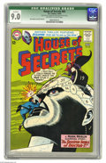 Silver Age (1956-1969):Horror, House of Secrets #65 (DC, 1964) CGC Qualified VF/NM 9.0 Off-whiteto white pages. Mort Meskin and Alex Toth art. CGC notes: ...