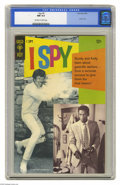 Silver Age (1956-1969):Adventure, I Spy #5 (Gold Key, 1968) CGC NM 9.4 Off-white to white pages. Bill Cosby and Robert Culp photo cover. Overstreet 2004 NM- 9...