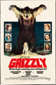 "Neal Adams Grizzly 40"" x 60"" Movie Poster (Film Ventures International, 1976)"