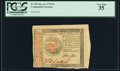 Colonial Notes:Continental Congress Issues, Continental Currency January 14, 1779 $4 PCGS Very Fine 35.. ...