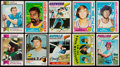 Baseball Cards:Lots, 1959-77 Topps Multi-Sport Collection (198) With Stars & HoFers....