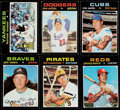 Baseball Cards:Lots, 1971 Topps Baseball Partial Set (506/752)....