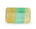 Gems:Faceted, Gemstone: Fluorite - 18.1 Cts.. Argentina. 11.46 x 18.6 x 9.06 mm. ...