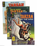 Silver Age (1956-1969):Adventure, Tarzan of the Apes #166-177 Group (Gold Key, 1967-68) Condition: Average FN/VF. This group includes #166, 167, 168, 169, 170... (Total: 12 Comic Books Item)