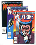 Modern Age (1980-Present):Superhero, Wolverine (Limited Series) Group (Marvel, 1982) Condition: VF/NM.This group includes #1 (two copies), #2 (two copies), #3 (...(Total: 9 Comic Books Item)