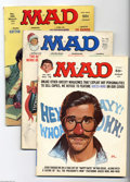Magazines:Mad, Mad Group (EC, 1976-83) Condition: Average VG+. This group consistsof 14 magazines: #187, 188, 189, 190, 191, 192, 211, 218... (Total:14 Comic Books Item)
