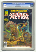 Magazines:Science-Fiction, Unknown Worlds of Science Fiction Special #1 (Marvel, 1976) CGC NM-9.2 Off-white to white pages. Bruce Jones, Mike Kaluta, ...