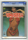 Bronze Age (1970-1979):Horror, Vampirella #78 (Warren, 1979) CGC NM 9.4 Off-white to white pages.Barbara Leigh photo cover. Rudy Nebres frontispiece. Russ...