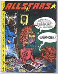 Bronze Age (1970-1979):Alternative/Underground, All Stars #2 (San Francisco Comic Book Co, 1970) Condition:Very Fine. A really nice copy of this very difficult Underground....