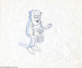 Original Comic Art:Miscellaneous, Franken Berry Commercial Animation Production Drawing Original Art(undated). Franken Berry is on the loose -- hide your cer...