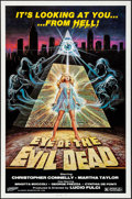 """Movie Posters:Horror, Eye of the Evil Dead & Other Lot (21st Century, 1984) Folded, Very Fine. One Sheets (2) (27"""" X 41"""") Luis Dominguez Artwork. ... (Total: 2 Items)"""