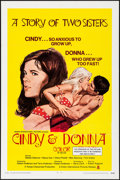 """Movie Posters:Sexploitation, Cindy and Donna & Others Lot (Crown International, 1970)Folded, Very Fine-. One Sheets (3) (27"""" X 41""""). Robert TanenbaumAr... (Total: 3 Items)"""