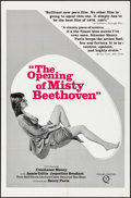 """Movie Posters:Adult, The Opening of Misty Beethoven & Other Lot (Quality, 1976) Folded, Very Fine-. One Sheets (2) (27"""" X 41""""). Adult.... (Total: 2 Items)"""