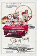 """Movie Posters:Action, Stingray (Avco Embassy, 1978) Folded, Overall Grade: Fine/Very Fine. One Sheets (2) (27"""" X 41"""") & Uncut Pressbooks (3) Ident... (Total: 5 Items)"""