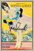 "Movie Posters:Foreign, Madame (Embassy, 1963) Rolled, Fine. Poster (40"" X 60"") Style Y. Foreign...."