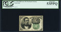 Fractional Currency:Fifth Issue, Fr. 1264 10¢ Fifth Issue PCGS About New 53PPQ.. ...