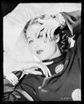 """Movie Posters, Fay Wray by Irving Lippman & Others Lot (RKO, 1934). Very Fine-. Eastman Kodak Nitrate Negatives (3) (8"""" X 9.75""""). Miscellan... (Total: 3 Items)"""