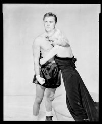 Kirk Douglas and Marilyn Maxwell in Champion & Other Lot (United Artists, 1949). Very Fine-. Safety Negatives (2...
