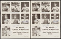 Autographs:Others, St. Louis Cardinals Multi-Signed Images Lot of 2. ...