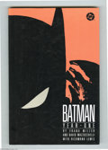 Books, Batman Year One Hardback (DC, 1988) Condition: VF/NM. Collected storyline by Frank Miller and David Mazzucchelli in hardback...