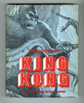 Books, The Making of King Kong by Orville Goldner and George E. Turner (A. S. Barnes and Co., 1975) Condition: FN. Hardcover with d...