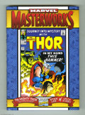 Books, Thor Marvel Masterworks (Marvel, 2001) Condition: NM-. Reprintingstories from Journey Into Mystery #111-120 and Annual ...
