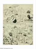 Original Illustration Art:Mainstream Illustration, Samuel D. Ehrhart - Original Illustration (1890-1900)....