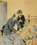 Original Illustration Art:Mainstream Illustration, Tony Sarg (1880-1942) Original Magazine Story Illustration(1917)....