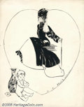 Original Illustration Art:Mainstream Illustration, Charles Gates Sheldon (1889-1960) Original Illustration(c.1900)....