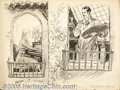 Original Illustration Art:Mainstream Illustration, Raeburn Van Buren (1891-1987) Original Illustration (1934)....