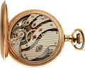 Timepieces:Pocket (pre 1900) , Hamilton Very Rare 16 Size Prototype, Never Put Into Production....