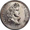 Patterns: , 1859 P50C Half Dollar, Judd-241, Pollock-297, R.4, PR61 PCGS. PCGS Population: (4/41). NGC Census: (7/33). ...