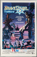 Animation Art:Poster, BraveStarr: The Movie Poster (Filmation, 1988)....