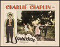 """Movie Posters:Comedy, Sunnyside (First National, R-1923) Very Fine. Lobby Card (11"""" X14""""). Comedy. From the Collection of Frank Buxton, ofwhic..."""
