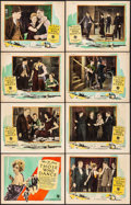 "Movie Posters:Drama, Those Who Dance (First National, 1924) Overall: Very Fine-. LobbyCard Set of 8 (11"" X 14""). Drama. From the Collection of...(Total: 8 Items)"