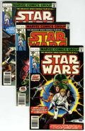 Bronze Age (1970-1979):Science Fiction, Star Wars Group (Marvel, 1977-80) Condition: Average VF/NM. ... (Total: 16)