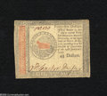 Colonial Notes:Continental Congress Issues, Continental Currency January 14, 1779 $45 Extremely Fine....
