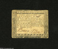 Colonial Notes:Maryland, Maryland December 7, 1775 $2 2/3 Very Fine....