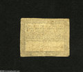 Colonial Notes:Maryland, Maryland August 14, 1776 $1/9 Very Good....