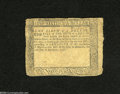 Colonial Notes:Maryland, Maryland August 14, 1776 $1/6 Fine....