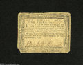 Colonial Notes:Maryland, Maryland August 14, 1776 $1 1/3 Very Fine....
