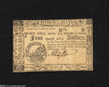 Colonial Notes:South Carolina, South Carolina December 23, 1776 $4 Choice New....
