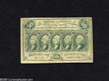 Fractional Currency:First Issue, Fr. 1312 50c First Issue Fine-Very Fine....