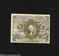 Fractional Currency:Second Issue, Fr. 1232 5c Second Issue Very Choice New....